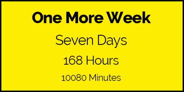 one-week